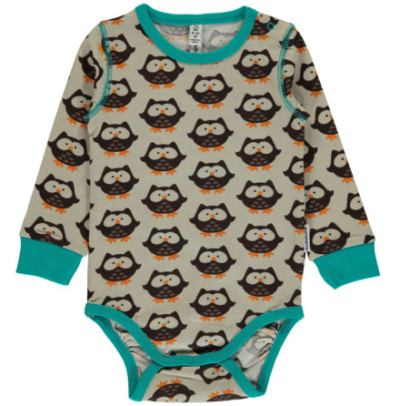 Maxomorra Body LS Owl