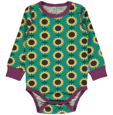 Maxomorra Body LS Sunflower