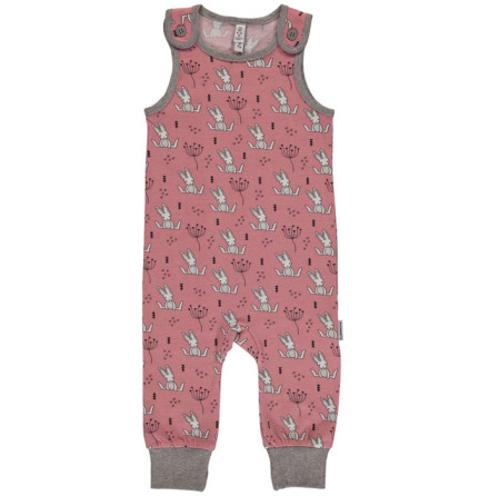 Maxomorra Playsuit sweet bunny
