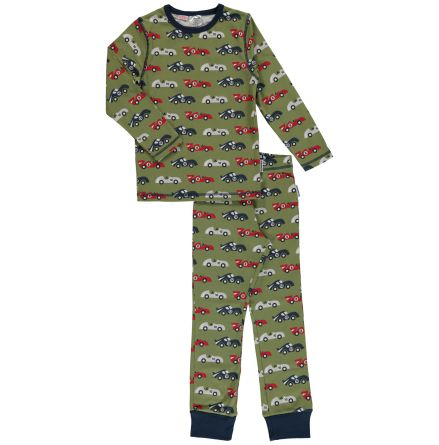 Maxomorra Pyjamas Set LS race car