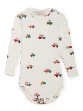 BoBo Choses Cars long sleeve body