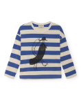 BoBo Choses Bird round neck