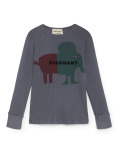 BoBo Choses pigghant Rib t-shirt