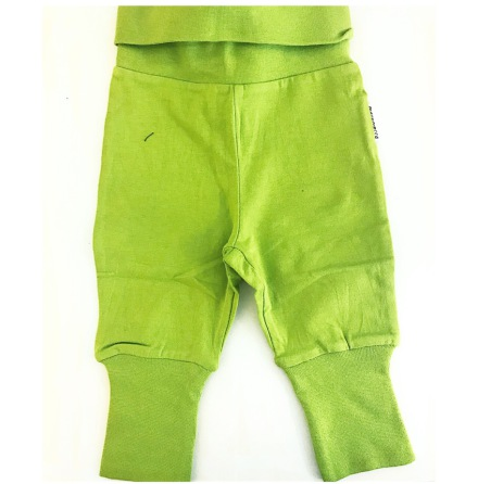 Maxomorra Babybyxa grön