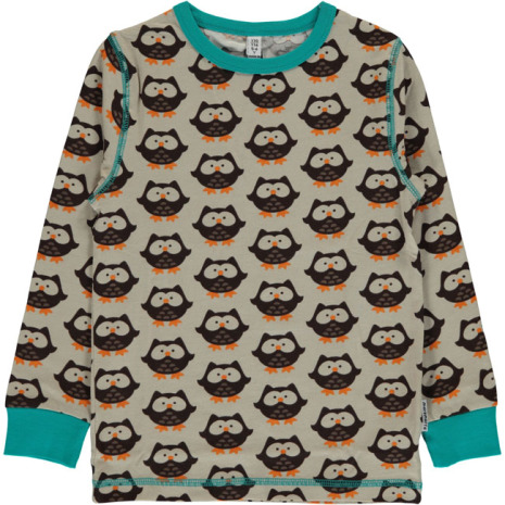 Maxomorra Top LS Owl