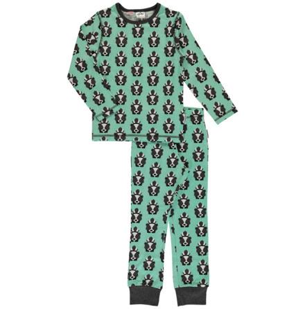 Maxomorra Pyjamas Set LS Skunk