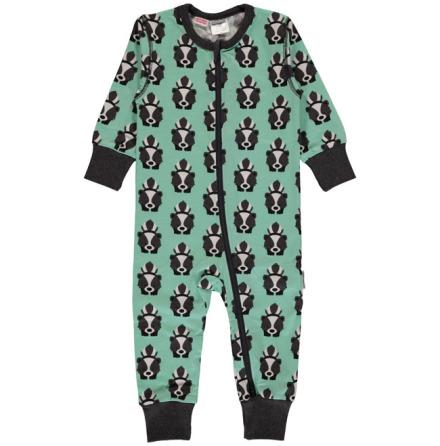 Maxomorra Pyjamas LS Skunk