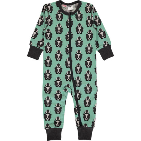 Maxomorra Pyjamas LS Skunk