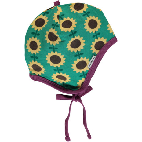 Maxomorra Babymössa Sunflower