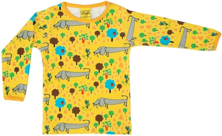 Duns LS Top A dogs life yellow