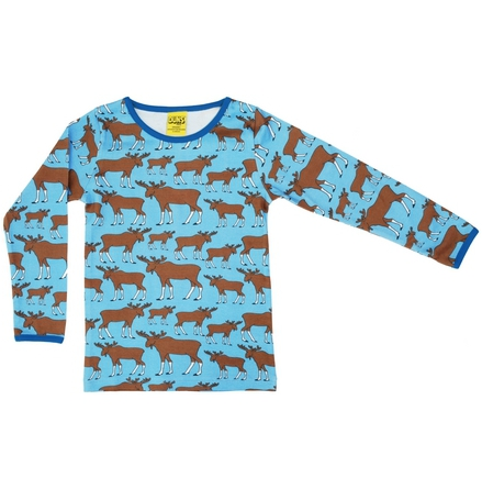Duns LS Top moose blue