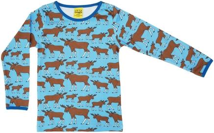 Duns LS Top moose blue