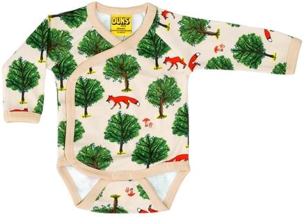 Duns Body Fox and Tree light tan