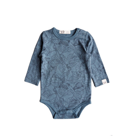 By Heritage Cleo Body Print Sea Blue