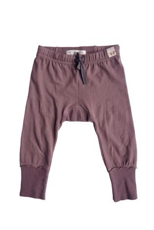 By Heritage Elmer trousers Dark Plum