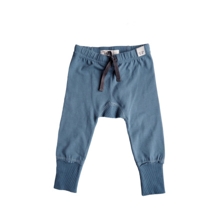 By Heritage Elmer trousers Sea Blue
