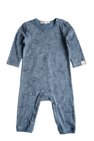 By Heritage Petter Playsuit Sea Blue
