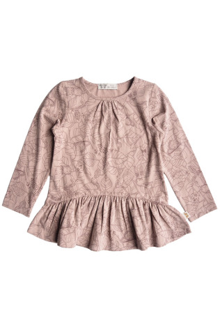 By Heritage Livia Tunic print old pink