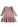 By Heritage Maja Dress print dark old pink