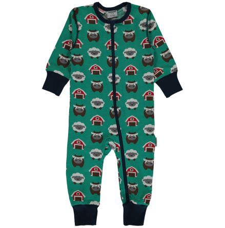 Maxomorra Pyjamas LS Farm