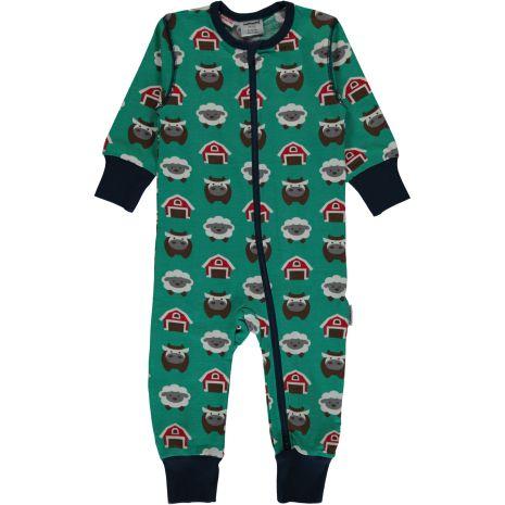 Maxomorra Pyjamas LS Farm