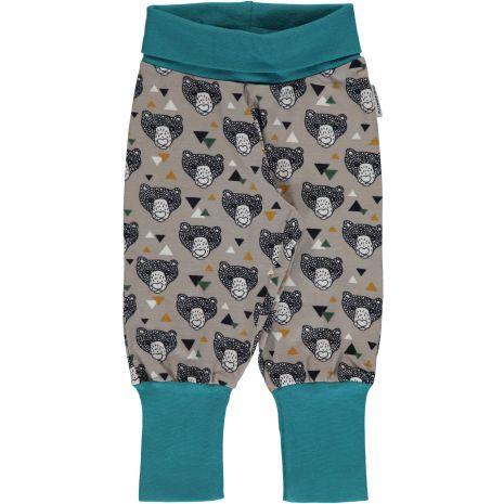 Maxomorra Pants rib Crizzlybear