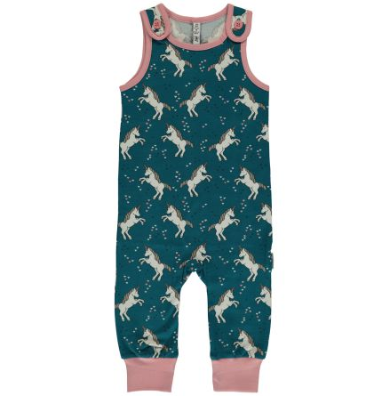 Maxomorra Playsuit Unicorn