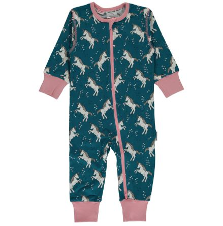 Maxomorra Pyjamas LS Unicorn