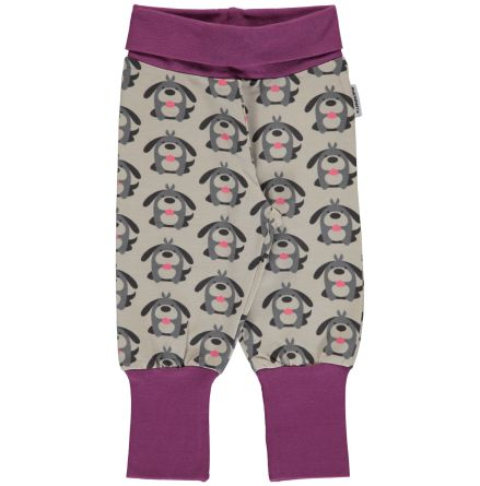 Maxomorra Pants rib Dog