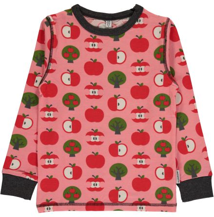 Maxomorra Top LS Apple