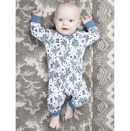 Modeerska Huset Jumpsuit Blueberry picking