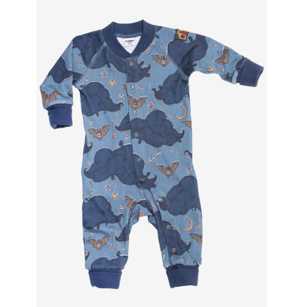Modeerska Huset Jumpsuit Bat mobile