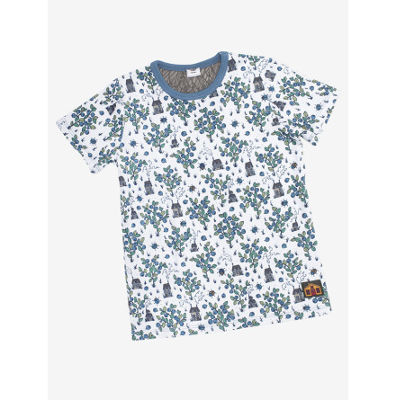 Modeerska Huset T-shirt Blueberry picking