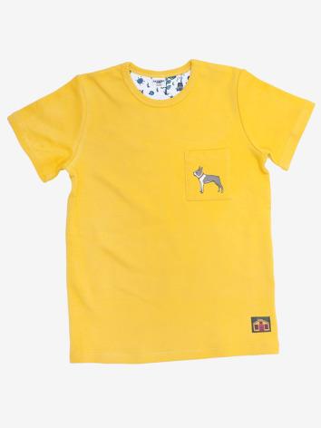 Modeerska Huset T-shirt Boston