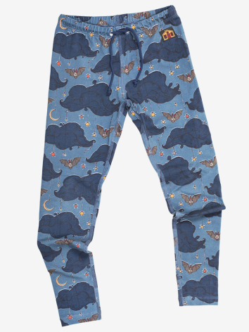 Modeerska Huset Leggings Bat mobile