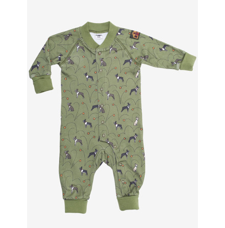 Modeerska Huset Jumpsuit I love boston terrier