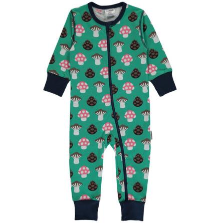 Maxomorra Pyjamas LS Mushroom