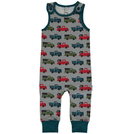 Maxomorra Playsuit Truck