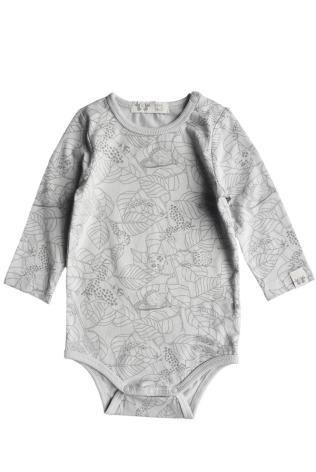 By Heritage Cleo Body Print warm grey