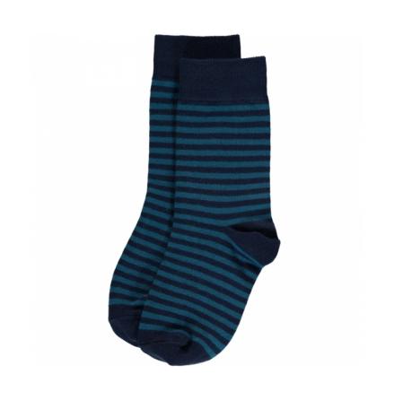 Maxomorra Blue Stripes Mix 2-pack