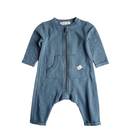 By Heritage Otto Playsuit Seablue
