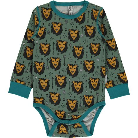 Maxomorra Body LS Lion Jungle