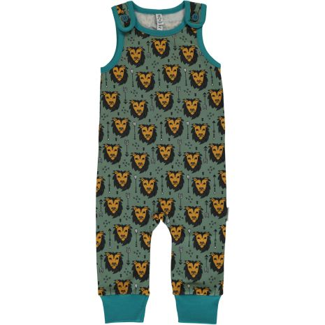 Maxomorra Playsuit Lion Jungle