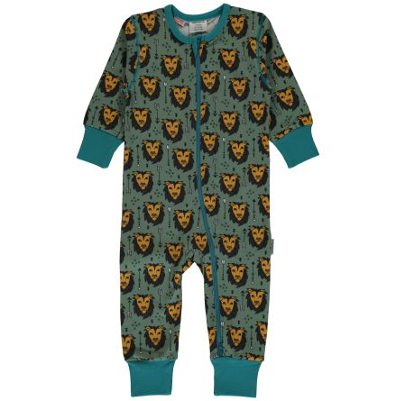 Maxomorra Pyjamas Lion Jungle