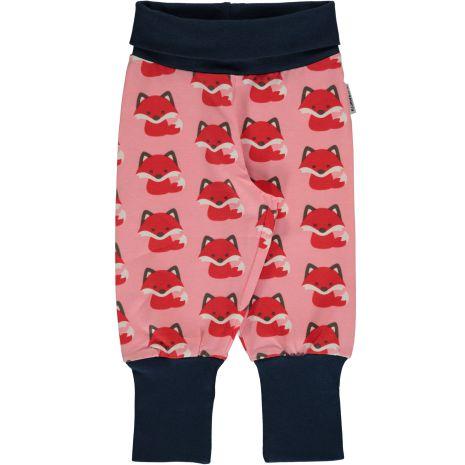 Maxomorra Pants rib Fox