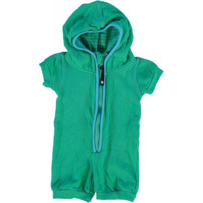 Geggamoja Summer jumpsuit green