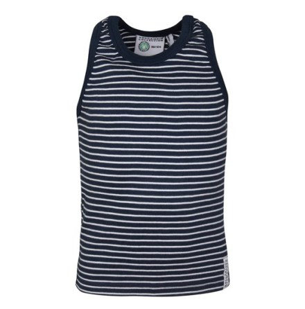 Geggamoja Striped Tank Top Marin/white