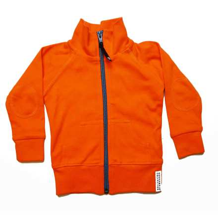 Geggamoja Zip jacket Orange