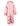 Kattnakken Regnoverall Pink Lion