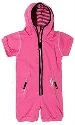 Geggamoja Summer jumpsuit Pink